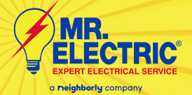 Mr. Electric of Northwest Houston Logo