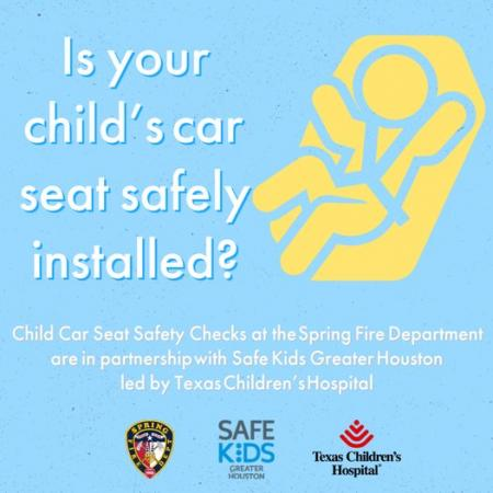 Is Your Child's Car Seat Safely Installed?