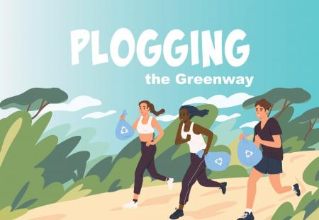 A Day For Plogging - May 11, 2021