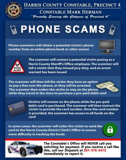 Don't Be A Scam Victim!