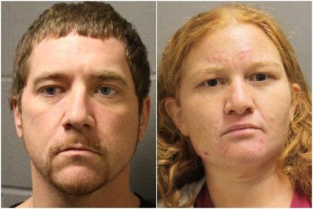 Spring Couple Arrested For Walmart Robbery